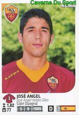 420 JOSE ANGEL ESPANA AS.ROMA STICKER CALCIATORI 2012 PANINI