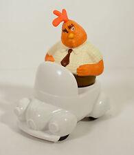 "2005 Buck Cluck w/ Car 4"" McDonald's Action Figure #3 Disney Chicken Little Dad"