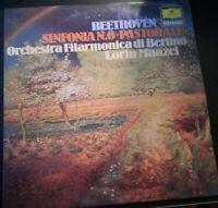 BEETHOVEN - SINFONIA NR.6 PASTORALE  -DISCO VINILE 33 GIRI* N.150