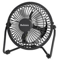 Holmes� HNF0410A-BM Mini High-Velocity Personal Fan