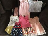 Baby girls 3-6 months bundle (mainly next) (summer)