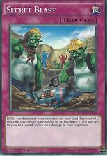 YU-GI-OH CARD: SECRET BLAST - MP16-EN104 1ST EDITION
