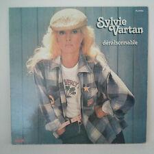 Sylvie Vartan – Déraisonnable - Vinyl, LP, Album, Stereo - France 1979 - Pop