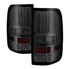 Ford 04-08 F150 F-150 Smoked LED Tail Brake Lights Left & Right Set