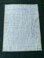 More details for original 1970s british raf sas jordan saudi arabia iraq onc-h5 silk escape map
