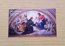 SANTINI - IMMAGINE DI S.NICOLA DA TOLENTINO AGOSTINIANO - ORIGINAL HOLY PICTURE