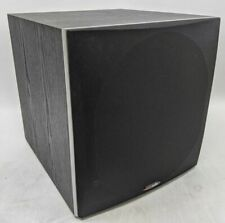 Open Box Polk PSW505 110V Powered Subwoofer, AM8505-A - Black -NR1278