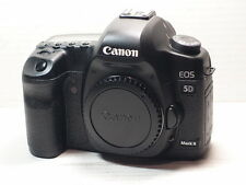 Canon EOS 5D Mark II 21.1 MP Digital SLR Camera - Black Body + BATTERY+CHARGER