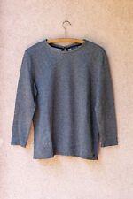 Pullover Marc O´Polo Größe XL fällt kleiner aus, eher M grau silber getragen