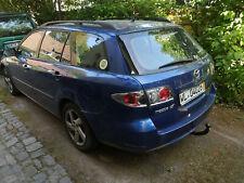 Mazda 6 Kombi mit AHK und Standheizung (gerade 1300? Neuteile bekommen)