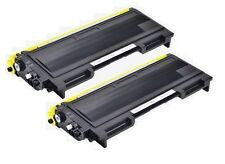 2 x Toner für Brother HL-2030 HL-2040 HL-2070N wie Cartridge TN-2000