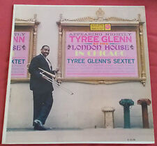 TYREE GLENN SEXTET  LP ORIG US ROULETTE AT THE LONDON HOUSE IN CHICAGO