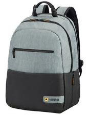 American Tourister City Drift 24L Laptop Backpack - Black/Gray