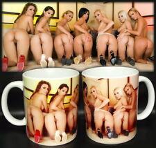 tazza mug sexy SHOW ASS GIRLS booty scodella ceramica