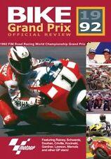 MotoGP - Bike  World Championship Grand Prix - Official review 1992 (New DVD)