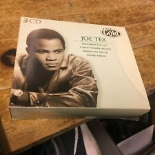 Joe Tex - This is Gold (2004) 3xCD DISKY NETHERLANDS