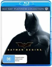 Batman Begins - Blu Ray Region B