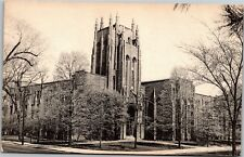 Peabody Museum of Natural History, Yale New Haven CT Vintage Photo Postcard H18