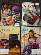 Spin Off Magazine 2005 Four issues Spring, Summer, Fall, Winter