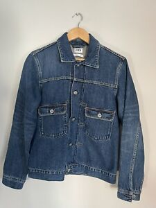 Edwin E-Classic Jacket • Rainbow Selvage Denim• Oi Polloi • Mr Porter • Small