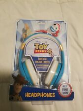 Kids DisneyToy Story 4 Headphones Free Ship! *Brand New*