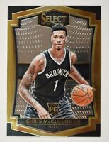 2015-16 Select #132 Chris McCullough PRE - NM-MT