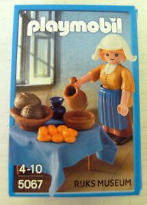 Playmobil Special Milchmagd Vermeer 5067 Neu Sonderfigur Ritterburg Burg Ritter