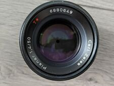 [Near Mint] 50mm f1.4 Zeiss Planar Contact Yashica MMJ