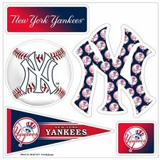 MLB NEW YORK NY YANKEES Ultraflip 3D Magnet Set (1 Sheet)