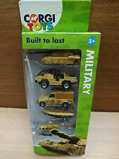 Corgi TY66094 Military Vehicles 5 Pack