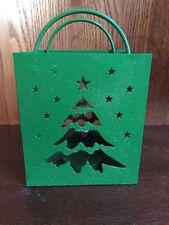 Metal Christmas Tree Candle Holder