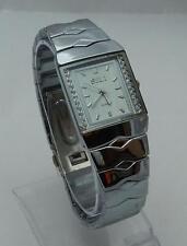 Men's Wrist Watch Gents Fachion Watch Designer Timepice Metal Bend Sili 924 Sl W