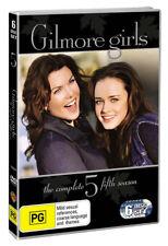 Gilmore Girls: Season 5 (DVD, 2004, 6-Disc Set)