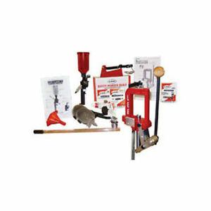Lee Challenger Breech Lock Single Stage Reloading Press - Anniversary Kit 90050