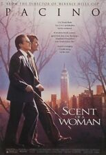 """SCENT OF A WOMAN 27""""x40"""" D/S Original Movie Poster One Sheet AL PACINO 1992"""