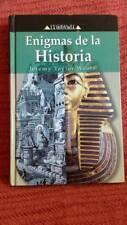 Enigmas de la Historia, de Jeremy Taylor Woots