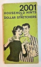 Michael Gore (1957 PB Bk Illustrated) 2001 Household Hints And Dollar Stretchers