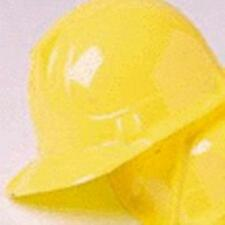 New Kids Us Toy Construction Party Hard Hat Pack Of 12 Yellow Toddler Gift Play