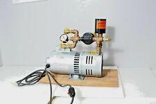 Ambient Air Pump,0 to 15 psi,Hansen Air Systems International Bac-10