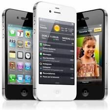 IPHONE 4S 8GB . COLO BLANCO O NEGRO. EN 24H LO TIENES