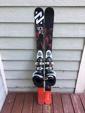 Volkl Ledge 118cm Jr Ski Package w/Tecnica Pro RT 23.5 Boots & Marker M7 Binding