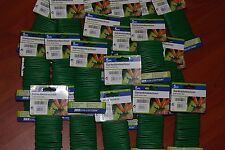 Lot Of 12 Soft Twist Tie plant support tie wire For Home Or Garden Free Shipping