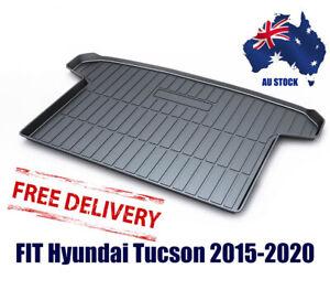 Perfect fits Hyundai Tucson 2015-2020 Heavy Duty Cargo Rubber Mat Aussie Stock