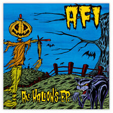 "AFI sticker decal 4"" x 4"""