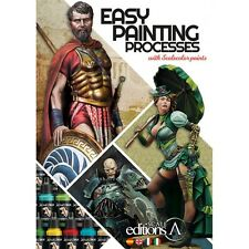 Scale 75 Editions Book, Easy Painting Process with Scalecolor Paints, New