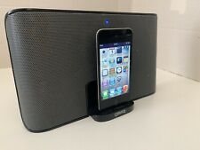 Apple iPod Touch 4th Generation 8GB A1367 Gear 4 Street Party 3 Speakers
