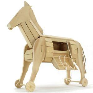 Pathfinders Trojan Horse Wooden Craft Kit