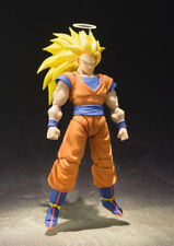 BANDAI S.H. FIGUARTS DRAGON BALL Z SON GOKU SUPER SAIYAN 3 NUOVO NEW