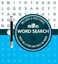 Word Search: Track the Letters and Trace the Words (Uli... by Parragon Books Ltd