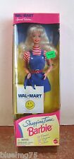 1997 Walmart Shopping Time Barbie Special Edition NRFB (Z126)